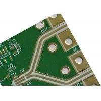 High Frequency Rogers Pcb Board Fabrication / Circuit
