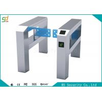 Cheap Automatic Dual Supermarkets Swing Gate For Supermarket Bus Station And Airport for sale