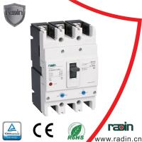 Short Circuit Current Adjustable MCCB RCCB With Plug In Type Back