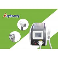 Cheap Q Switched Nd Yag Laser Tattoo Removal Machine F12 For Pigments Removal for sale