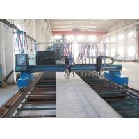 Buy cheap Steel Structure Manufacturing Equipment H Beam Production Line from wholesalers