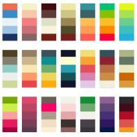 Cheap Hot!!! color shade cards for sale