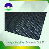140kN/98kN PP Split Film Woven Geotextile for Road construction 640G