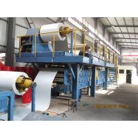 Cheap 3 phase 1200mm Continuous PU Sandwich Panel Production Line Automatic for sale