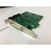 Cheap PCI-E Laser Control Card / PCI PCB Controller / PCI-E Card / Laser Marking board for sale