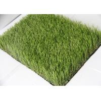 Cheap Professional Real Looking 30MM Artificial Grass Outdoor Carpet Latex Coating for sale