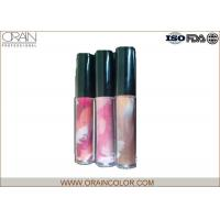 Cheap Pretty Girl Moisturizing Cosmetics Lip Gloss in Painting Bottle for Lip makeup for sale