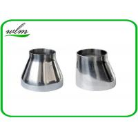 Eccentric Concentric Reducer Pipe Fittings , Threaded