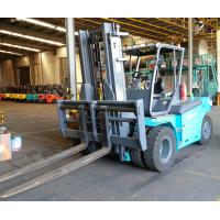Battery Operated 10 Ton Electric Forklift , Large Capacity Forklifts With Spare Parts