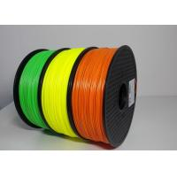 Buy cheap Colourful 1.75mm 3d Printing Materials Polycarbonate Filament For 3D Printing from wholesalers