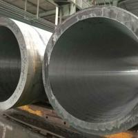 Large size hot rolled or extruded thick heavy wall