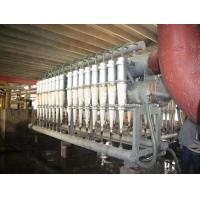 Heavy cleaner for paper machine