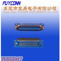 25 Pairs Centronic DDK Plug PCB R/A Connector Certified with Boardlock UL