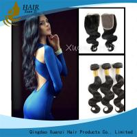 Cheap Full Cuticle Unprocessed Malaysian Virgin Hair Extensions No Shedding 100g for sale