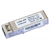 Buy cheap FTLF8519F2xCL 2.5Gbps SFP Optical Transceivers Modules LFF-8524-02IDS from wholesalers