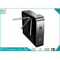 Cheap Access Control Tripod Turnstile Mechanism Automatic Barrier Gate CE Approved for sale
