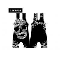 b93ca841714d92 ... Sublimated wholesale Quality Customized Design High Quality Cool Cheap  Wrestling Singlets