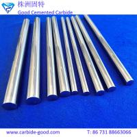Buy cheap Manufacturer Supply Different Sizes High Quality Polished Carbide Rod With Without Chamfer End from wholesalers