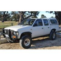 1992 To 2006 Nissan Navara D21 Snorkel For Truck Air Intake