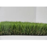 Cheap C Shape Outdoor Landscaping Artificial Turf Fake Grass With Natural Appearance for sale