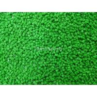 Cheap Green Rubber Synthetic Turf Infill For Outdoor , Artificial Grass Infill for sale