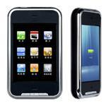 2.8 inch touch screen mp4 player (FM283)