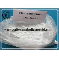 Cheap Fluoxymesterone Oral Anabolic Steroids Muscle Building Steroids CAS 76-43-7 Assay 99% for sale