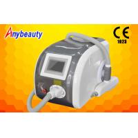 Cheap Q-Switch Nd Yag Laser Tattoo Removal Machine  /  acne scar removal equipment for sale