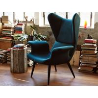 Quality Hotel Furniture Moroso Lounge Chair With Cushion Take A Line For A Walk Chair wholesale