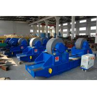 400T Heavy Loading Bolt Pipe Rotators For Welding , Lubrication System