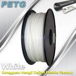 Cheap Temperature Resistance (110℃) PETG Filament  1.0KG ,Can Acid And Alkali. for sale