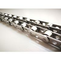 Cheap Industrial Driven Stainless Steel Conveyor Chain Armor - Cased Pins Wear Resistant for sale