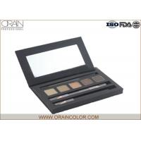 Quality Five Shades Pressed Eyeshadow Palette for Eye Makeup with Long Lasting effect wholesale