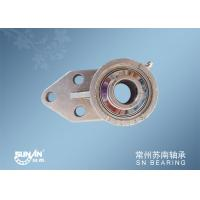 Buy cheap 3 Bolt Stainless Steel Pillow Block Bearing SSUCFB204 , Auto Engine Bearing from wholesalers
