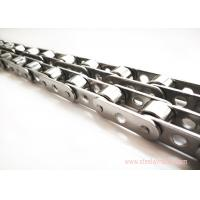 Cheap Customizable Transmission Roller Chain , SS Conveyor Chain Anti - Corrosive for sale