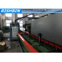Cheap Prefabricated House Foam Insulated EPS Sandwich Panel Machine with Fly Saw Cutting for sale