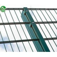 Heavy gauge spray painting welded wire mesh fence panels 868 with ...