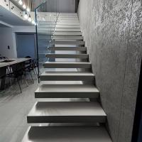Quality Modern Floating Stair / Glass Staircase / Build Floating Staircase  Wholesale ...