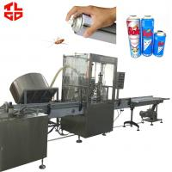 aerosol paint filling machine for sale
