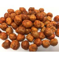 Cheap Hot Sriracha Corn Strach Coated Roasted Chickpeas Snack With Halal Certifaicte for sale