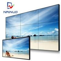 No Dark Spots HD Video Wall Touch Screen For Live TV Station Big Size