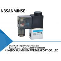 2V Series DC 12 Volt Pneumatic Solenoid Valve 2 Way 2 Position Direct Drive / Guide Type Action