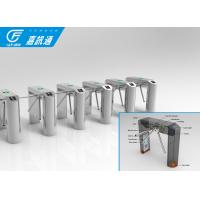 Cheap Full Automatic Vertical Tripod Turnstile Bi - Direction Long Service Life For Scenic Spots for sale