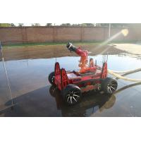 Cheap All Terrain Autonomous Firefighting Robot Fast Tire With Remote Control for sale