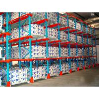 Cheap Cold Store Drive In Pallet Rack Adjustable Pallet Racking With Centering Rails for sale