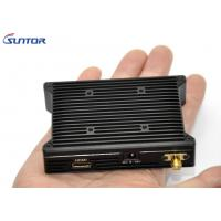 LOS 1-2km HDMI COFDM Transmitter , UHF Video Transmitter For Quadcopter Drone