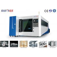 Buy cheap Fast Speed CNC Plate Cutting Machine for SS / CS Sign Making 0.2 - 16mm from wholesalers