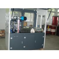 High Precision PLC Automatic Card Punching Machine With Servo Motor