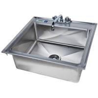 Cheap Stainless Steel Welding Single Bowl Sink for sale