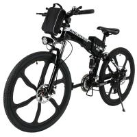 High Speed Battery Powered Bicycles With Brushless Motor For Commuting On Roads